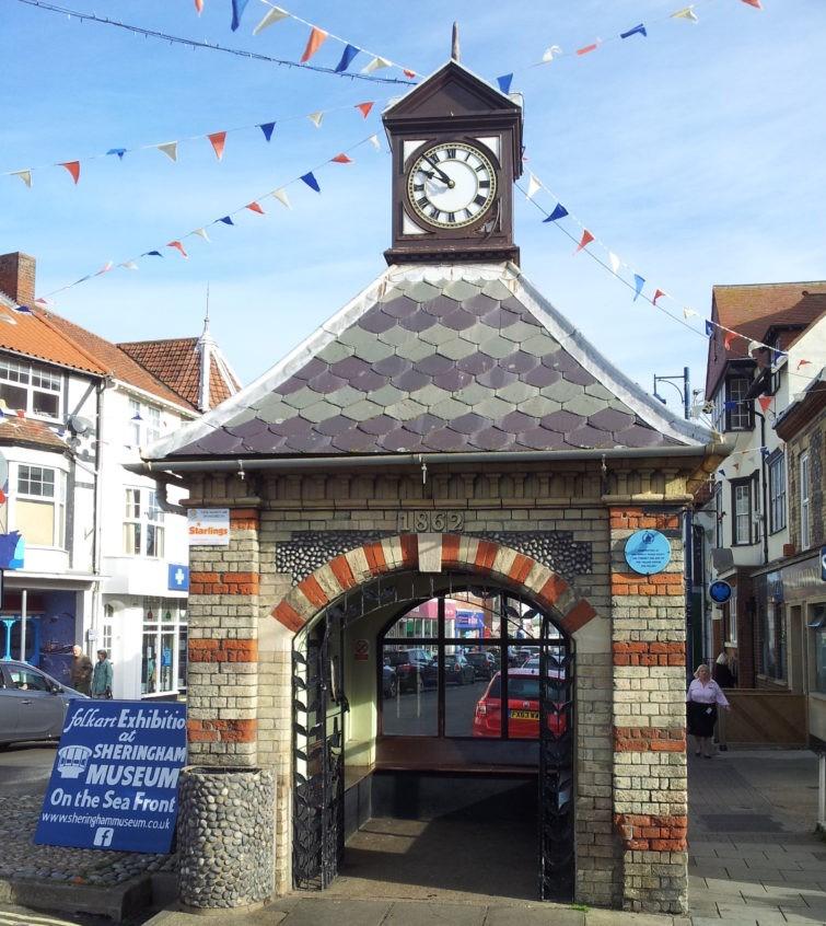 Sheringham Town Clock